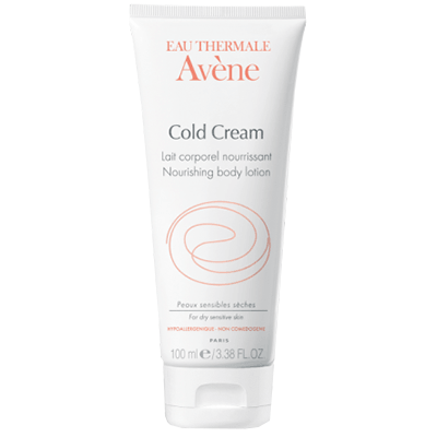 Avène Cold Cream Lait Corporel Nourrissant - 100ml