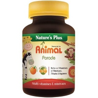 NATURE'S PLUS Animal Parade Orange
