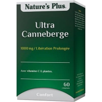 NATURE'S PLUS Ultra Canneberge 1000