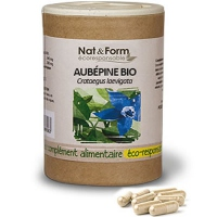 NAT & FORM ECO AUBÉPINE BIO