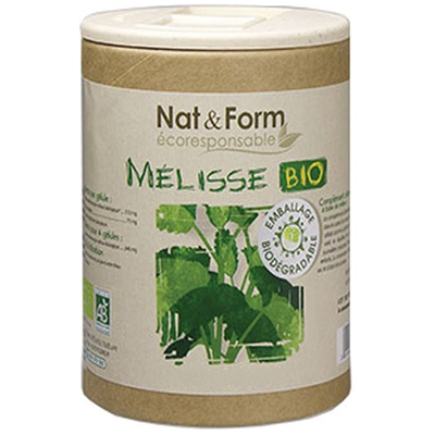 NAT & FORM ECO MÉLISSE BIO