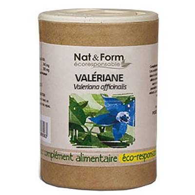 NAT & FORM ECO VALÉRIANE BIO