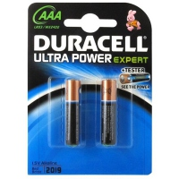 DURACELL ULTRA POWER EXPERT AAA