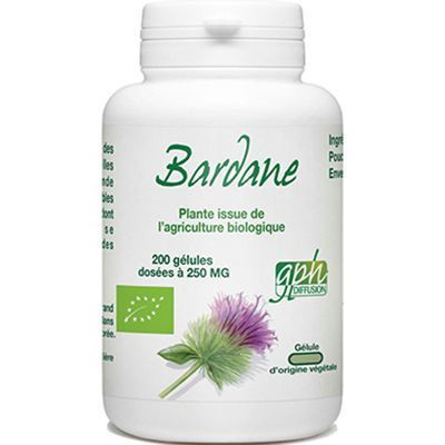 L'HERBOTHICAIRE Bardane Bio