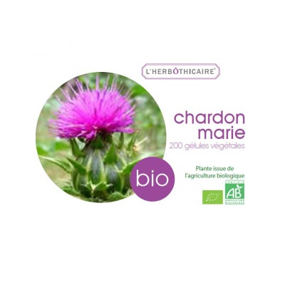 L'HERBOTHICAIRE Chardon Marie Bio