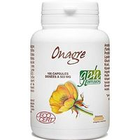 L'HERBOTHICAIRE Onagre Bio 180 capsules