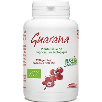 L'HERBOTHICAIRE Guarana Bio