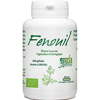 L'HERBOTHICAIRE Fenouil Bio