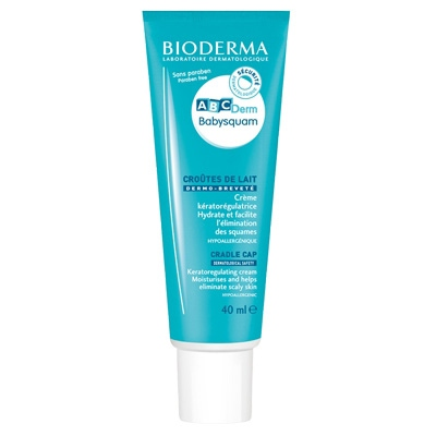 BIODERMA Abcderm Babysquam - 40ml