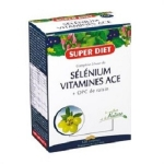 SUPER DIET Sélénium Vitamines ACE - 150 gélules