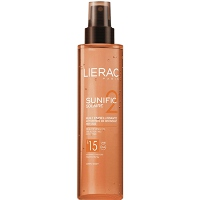 Lierac SUNIFIC Solaire Huile Embellissante SPF15