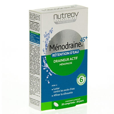 NUTREOV MENODRAINE Rétention d'eau