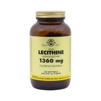 SOLGAR LECITHINE 1360MG