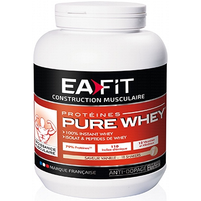 Eafit Pure Whey Vanille