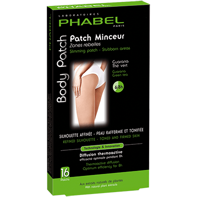 PHABEL Body Patch Minceur Zones Rebelles
