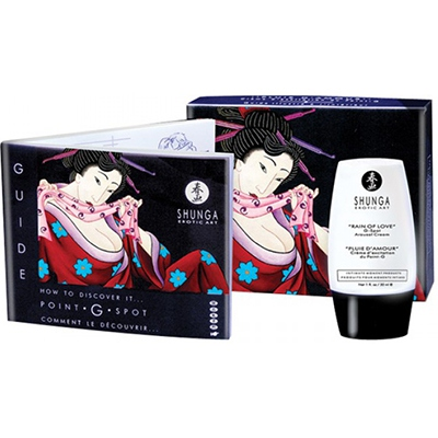 SHUNGA Coffret Week-end Crème Excitation Point G