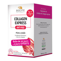 BIOCYTE Pack Collagen Express