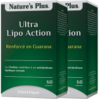 NATURE'S PLUS Ultra Lipo Action - Lot de 2