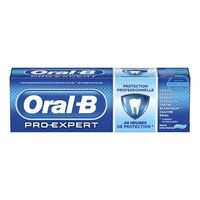 ORAL-B Pro-expert Protection professionnelle Menthe Extra-fraîche 75ml