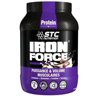 STC NUTRITION Iron Force Chocolat