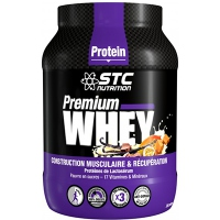 STC NUTRITION Pure Premium Whey Protein - Vanille