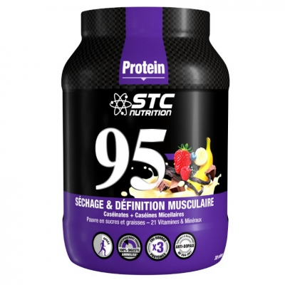STC NUTRITION 95 Protein Vanille - 750g