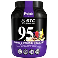 STC NUTRITION Pure Premium Protein 95 - Fruits Rouges