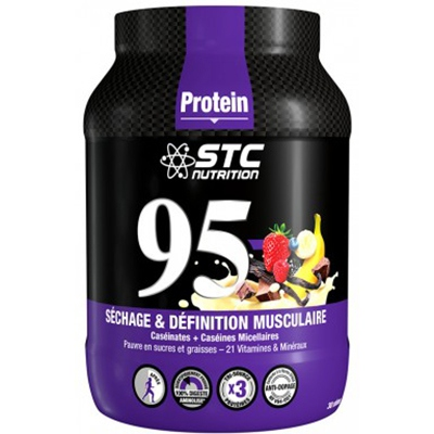 STC NUTRITION Pure Premium Protein 95 - Banane