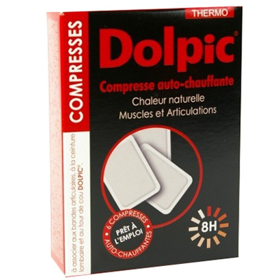 DOLPIC Thermo Compresses