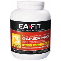 EAFIT Gainer Max Yaourt Fruits Rouges
