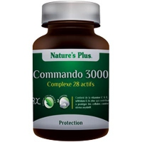 NATURE'S PLUS Commando 3000