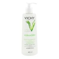 VICHY NORMADERM Solution Micellaire 3 en 1 - 400ml