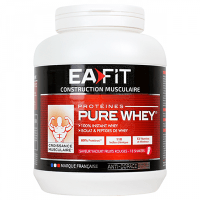 EAFIT Pure Whey Yaourt Fruits Rouges