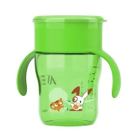 AVENT Tasse d'apprentissage 260ml Verte