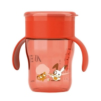 AVENT Tasse d'apprentissage 260ml Rouge