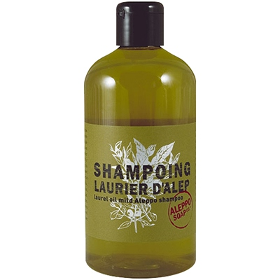 ALEPPO SOAP Shampooing au Laurier