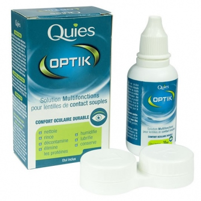 QUIES Optik Mini Solution Multifonctions