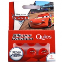 QUIES Protection Auditive Silicone - Cars
