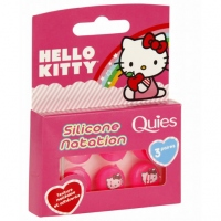 QUIES Protection Auditive Silicone - Hello Kitty