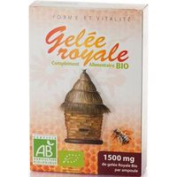 L'HERBOTHICAIRE Gelée Royale 1500 mg Bio