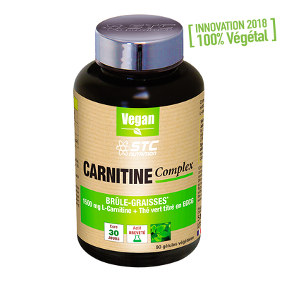 STC NUTRITION Carnitine Complex Vegan