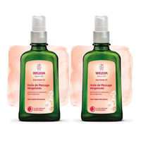 WELEDA Huile de Massage Vergetures - Lot de 2