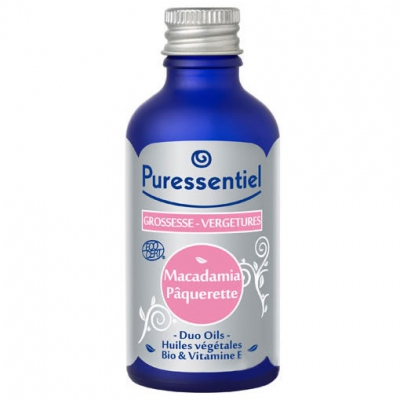 PURESSENTIEL DUO-OILS Grossesse Vergetures
