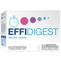 NUTRISANTE Effidigest - comprimés effervescents