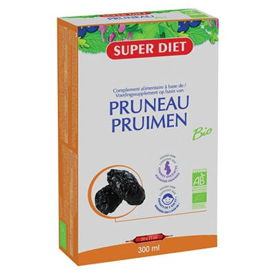 SUPER DIET Jus de Pruneau Bio