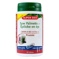 SUPER DIET Saw Palmetto et Epilobe en Epi
