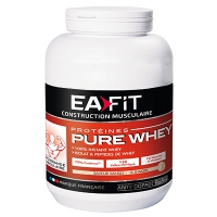 Eafit Pure Whey Vanille - Format ECO