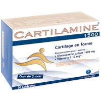 CARTILAMINE 1500 - 60 tablettes