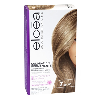 ELCEA Coloration Experte 7 Blond