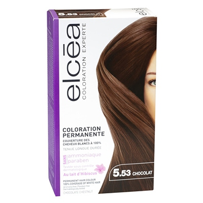 ELCEA Coloration Experte 5.53 Chocolat